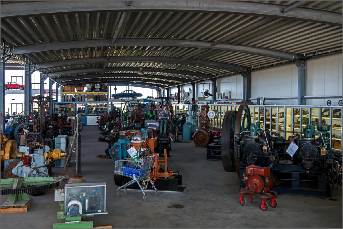 Mechanisch Erfgoed Centrum - Dronten